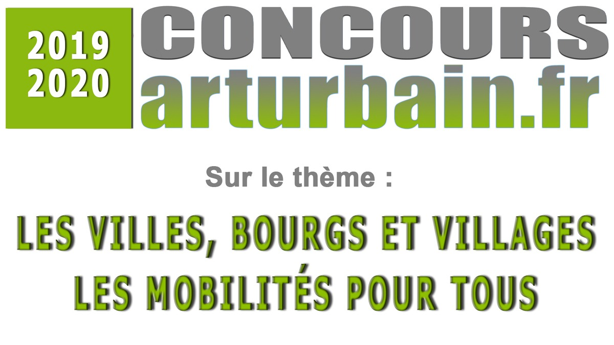 Concours international Art Urbain 2019/2020