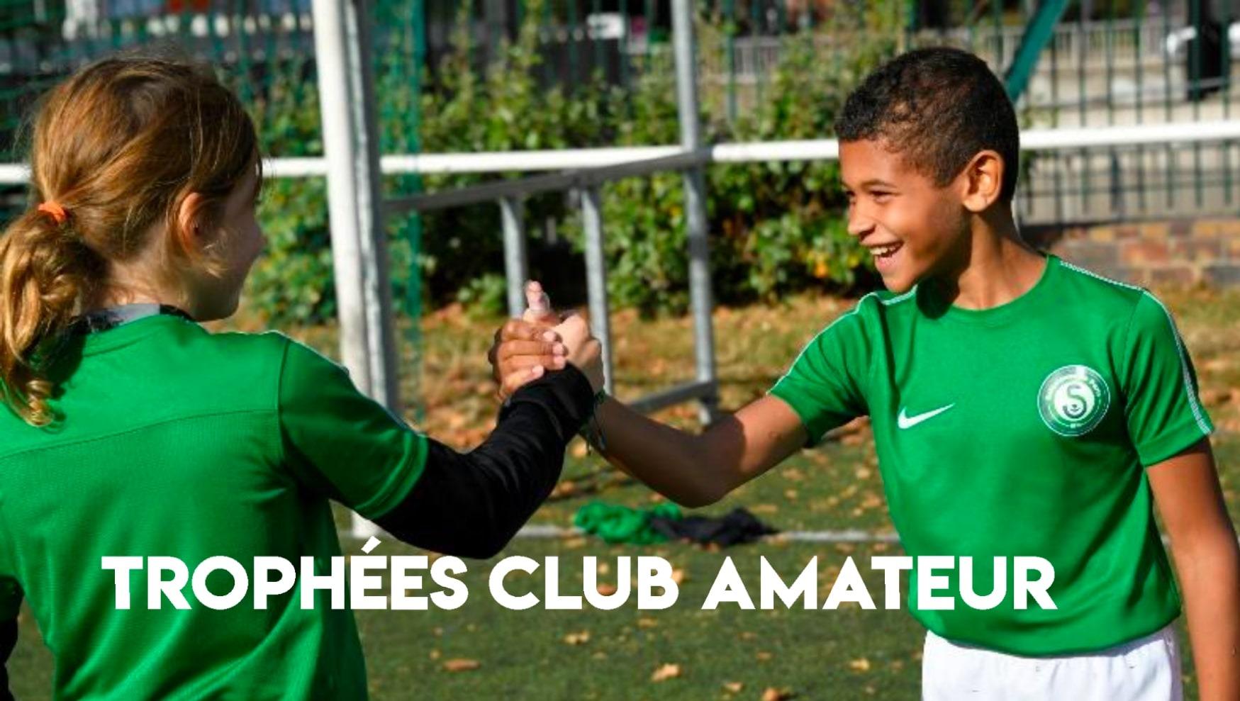 Trophées Philippe Séguin - Club de football amateur