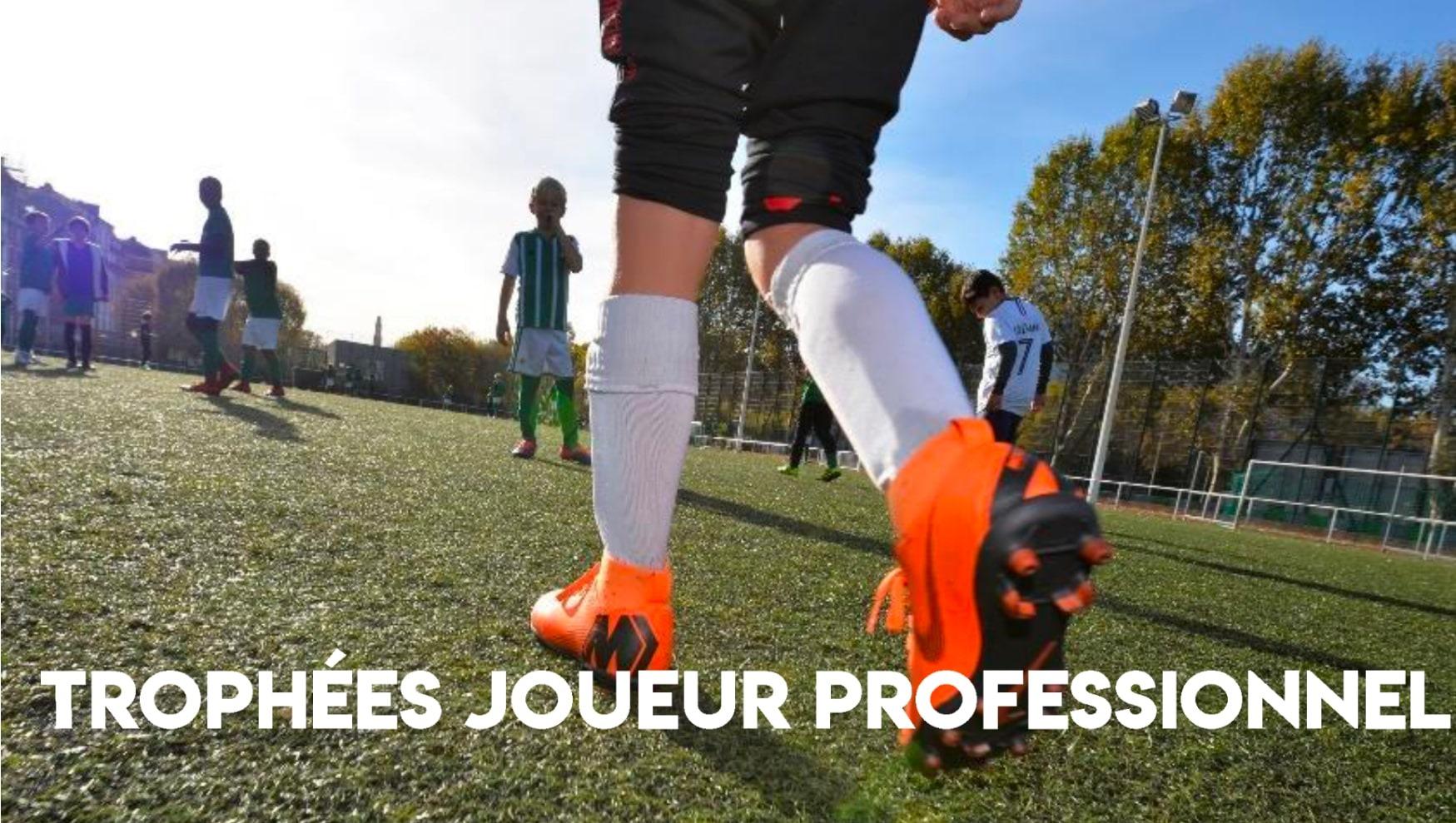 Trophées Philippe Séguin - Engagement social et citoyen du joueur professionnel