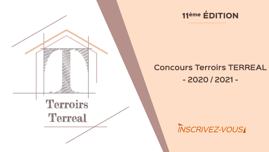 Concours Terroirs TERREAL - 2020 / 2021
