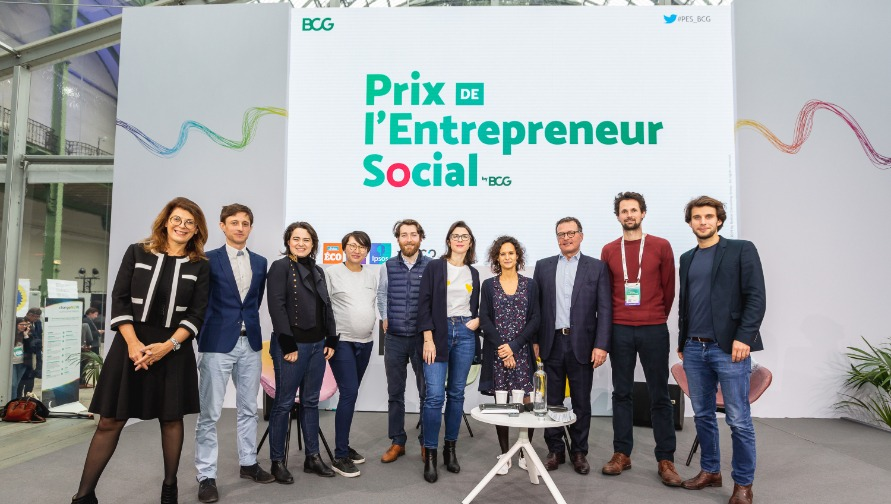 Prix de l'Entrepreneur Social 2021
